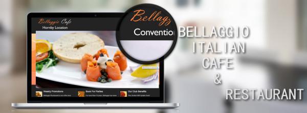 Bellaggio-Cafe-web-design