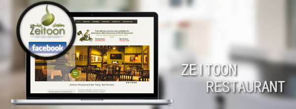 Zeitoon-Restaurant-web-design